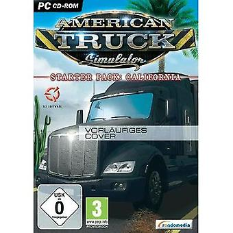 American Truck Simulator - Starter Pack: California PC USK: 0