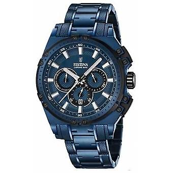 Festina Special Edition Mens Chronograph F16973/1 Watch