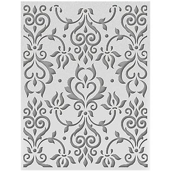 Ooh La La A2 Embossing Folder-Zephyr Flourish UL157625