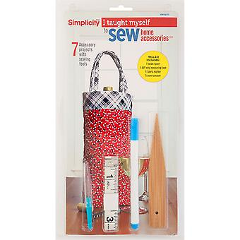 I Taught Myself To Sew Book Kit-Home Accessories 88119000