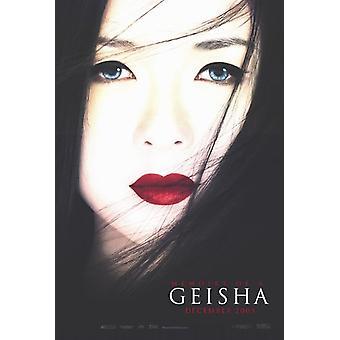 Mémoires d'une Geisha film affiche (11 x 17)