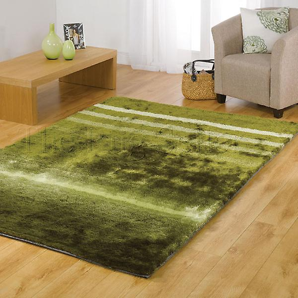 Splendour Deluxe Opus Rugs In Green