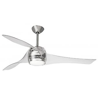 Ceiling Fan Artemis Transparent 147 cm / 58