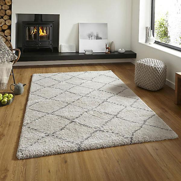 Rugs - Royal Nomadic - Cream Grey