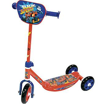 Saica Blaze scooter 3 Wheels (All'Aperto , Su Ruote , Monopattini)