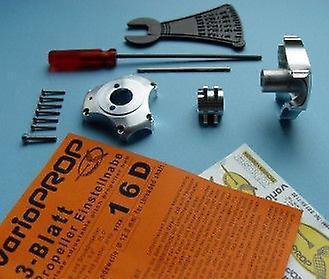 3-blade hub 8,0mm