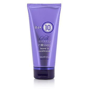 Det er en 10 silke udtrykkelige In10sives Leave-In Conditioner 148ml / 5oz