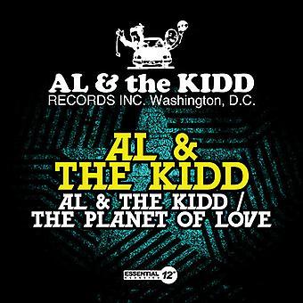 Al & Kidd - Al & Kidd/Planet of Love USA import