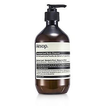 Geranium Leaf Body Cleanser - 500ml/17.99oz