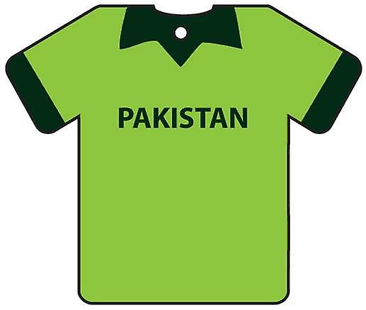 Personalised Pakistan Cricket Car Air Freshener
