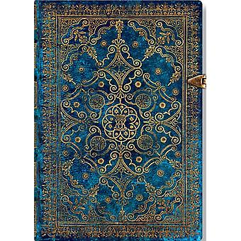 Azure Ultra Lined Journal (Equinoxe) (Stationery)