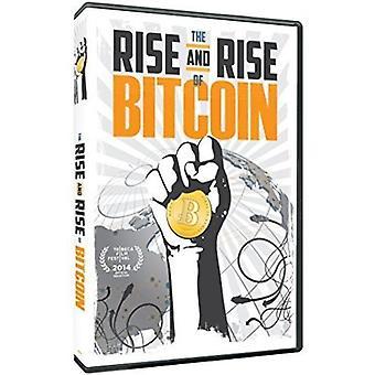 Ascensão e ascensão do Bitcoin [DVD] EUA importar
