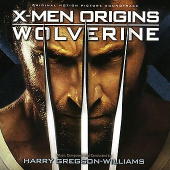 Harry Gregson-William-X-Men Origins: Wolverine [Original Motion Picture Soundtrack] [CD] importación de Estados Unidos