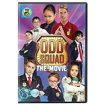 Odd Squad: The Movie [DVD] USA import