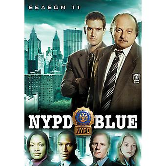 NYPD Blue: Saison elf [DVD] USA import