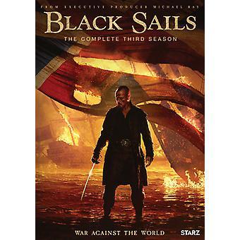 Des voiles noirs: Saison 3 USA [DVD] import
