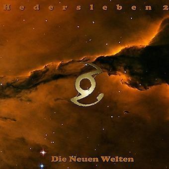 Importación de Hedersleben - Die Neuen Welten [vinilo] Estados Unidos