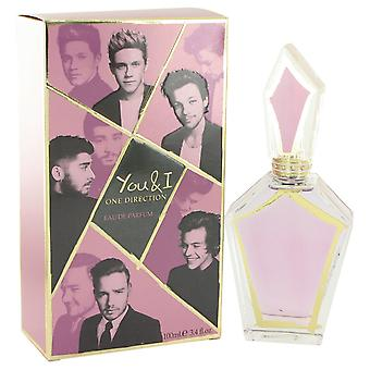 One Direction Women You & I Eau De Parfum Spray By One Direction