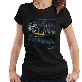Echo e i giorni di cristallo Bunnymen Album Sleeve Shirt