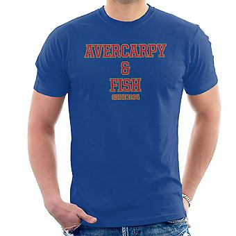 Abercarpie And Fish Abercrombie And Fitch Style Men's T-Shirt