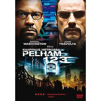 Shot on the subway-Pelham 1 2 3 (DVD)