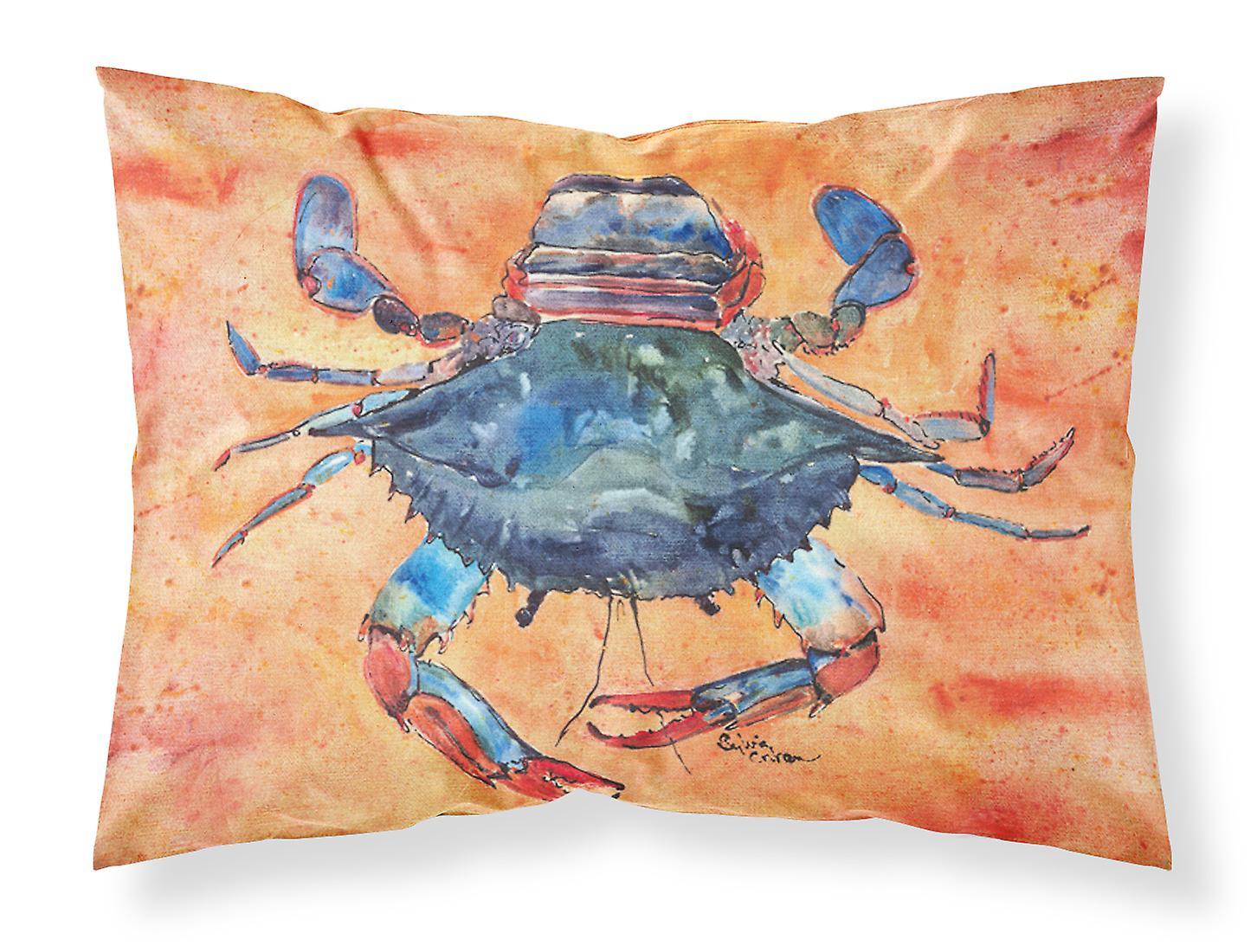 Standard Tissu Oreiller Humidité Crabe Wicking Trésors Carolines 8096pillowcase De CdBeWorx