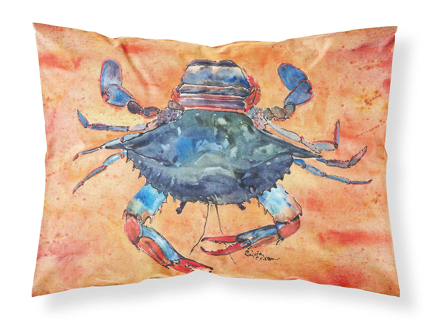 Carolines 8096pillowcase Wicking De Trésors Standard Humidité Oreiller Crabe Tissu iZPOkXu