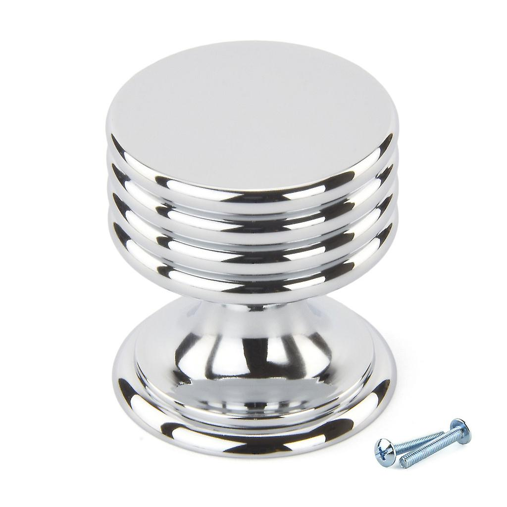 M4TEC Interior Kitchen Cabinet Door Knobs Cupboards Drawers Bedroom Furniture Pull Handles Polished Chrome. J9 series