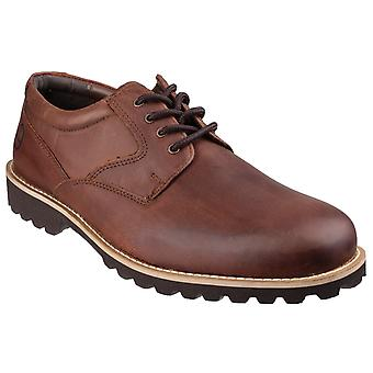 Cotswold Mens Tuffley Lace Up Leather Shoes