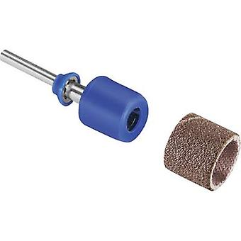Dremel EZ SpeedClic SC407 Dremel® SC407 SpeedClic sanding belts with mandrel Ø 13 mm Grain K60/K1120
