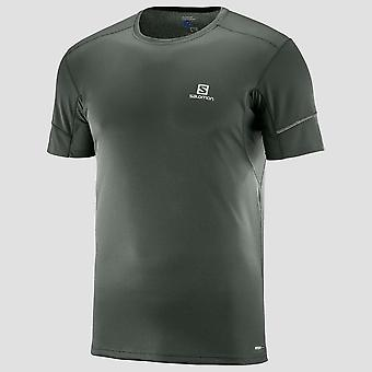 Salomon Agile Short Sleeve Men's Running T-Shirt
