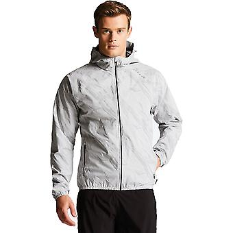 Dare 2b Mens Illume II Water Repellent Hooded Full Zip Coat Jacket