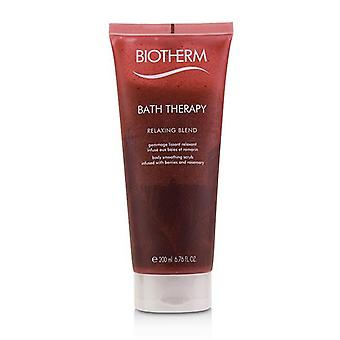Biotherm bad terapi avslappnande blandning Body Smoothing Scrub - 200ml/6,76 oz