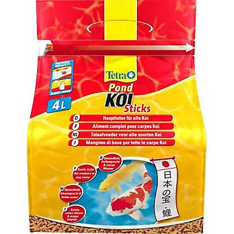 Tetra Pond Koi Sticks (Poissons , Bassin , Nourriture)
