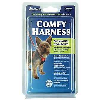 COMPANY OF ANIMALS COMFY Dog  HARNESS Red Extra Small