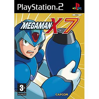 Megaman X7 (PS2) - Factory Sealed