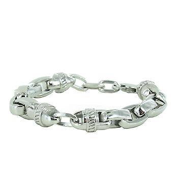 Police mens bracelet designs stainless steel PJ. 22257BSS/01