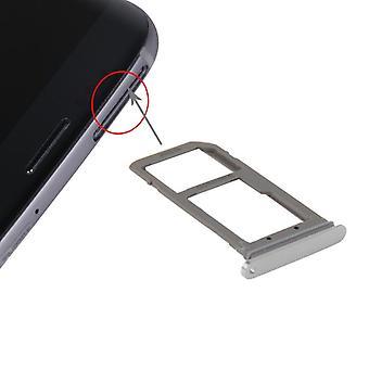 Für Samsung Galaxy S7 Edge G935F ersetzt GH98-38787C Simkarten Halter Sim Tray Silber