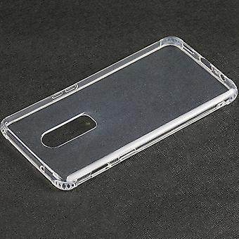 For OnePlus 6 Silikoncase TPU protection transparent bag case cover pouch accessories