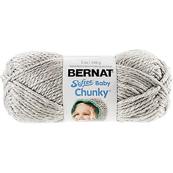 Softee Baby Chunky Yarn-Cozy Gray