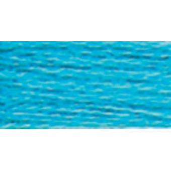 DMC 6-Strand Embroidery Cotton 8.7yd-Medium Bright Turquoise