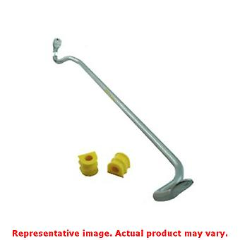 Whiteline Sway Bar BSF33 Front 22mm Fits:SUBARU 2004 - 2005 FORESTER XT  2002 -