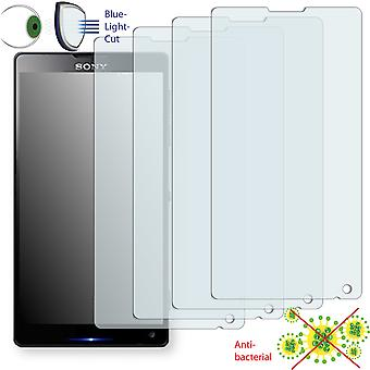 Sony Xperia C6503 display protector - Disagu ClearScreen protector