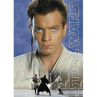 Star Wars: Episode I poster Obi Wan Kenobi