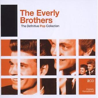 Everly Brothers - definitiva Pop [CD] USA importare