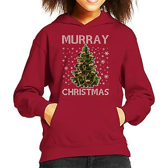 Murray Christmas Mints Kid's Hooded Sweatshirt