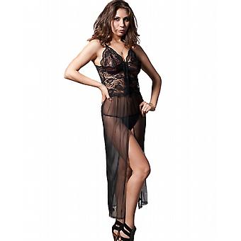 Waooh 69 - Long Night Gown Lace