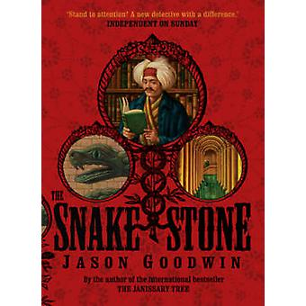 The Snake Stone (Main) by Jason Goodwin - 9780571236473 Book