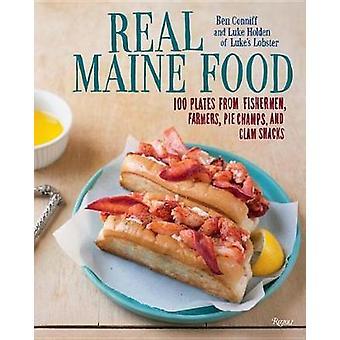 Äkta Maine mat - 100 tallrikar från fiskare - bönder - Pie Champs - en