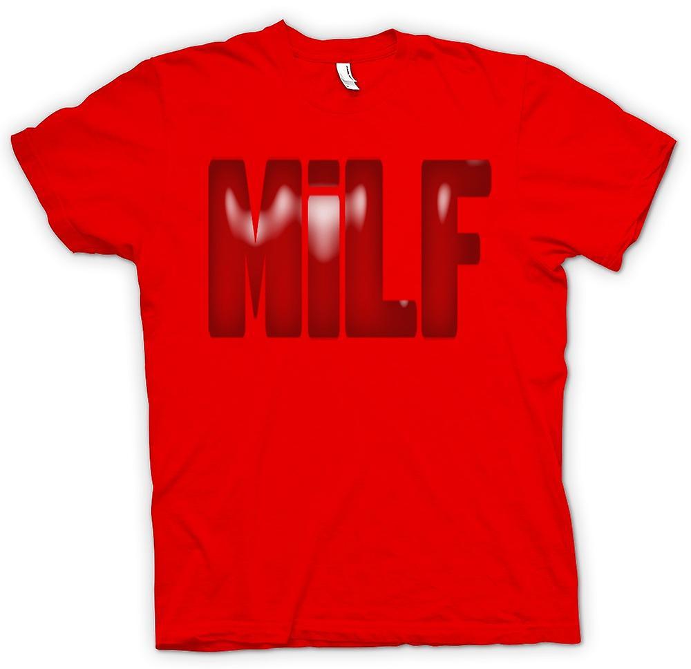 Mens T-shirt-MILF - drôle - Yummy Mummy